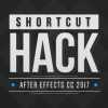 SHORTCUT HACK . After Effects 2017